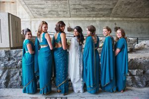 Colorful Wedding Pictures