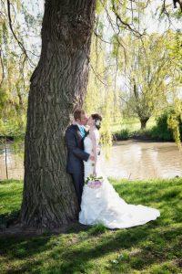 Outside Wedding Photography