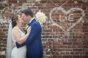 wedding photography at brickworks and distillery district